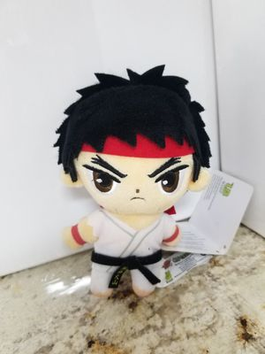 "Street Fighter Ryu 6"" Inch Plush for Sale in Ceres, CA"