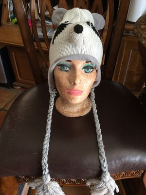 deLux wool ski hat for Sale, used for sale  Opa-locka, FL