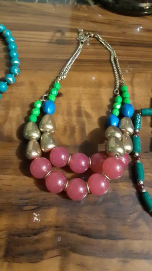4 fashion Jewelry necklace sets for Sale in Lake Worth, FL