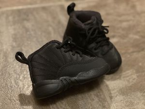 Jordan 12 Retro Winter Black for Sale in Portland, OR
