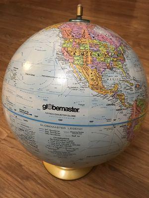 12 inch globe for Sale in UPPER ARLNGTN, OH