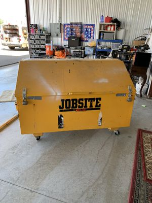 Delta jobsite 60 inches wide toolbox for Sale in West Bloomfield Township, MI