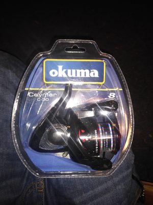 Okuma ceyan c30 fishing reel for Sale in Portland, OR