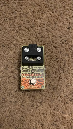 Guitar Pedal-Obscura Altered Delay for Sale in Federal Way, WA