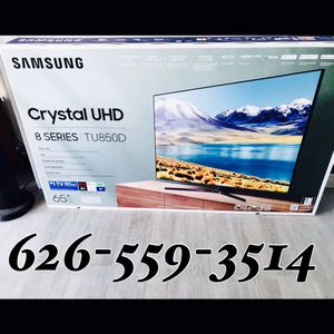 Samsung 65 inch 4K TV 2020 model un65tu8500 for Sale in San Fernando, CA