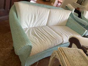 furniture set, 1 three seater and 2 single big sofa for Sale in Boynton Beach, FL