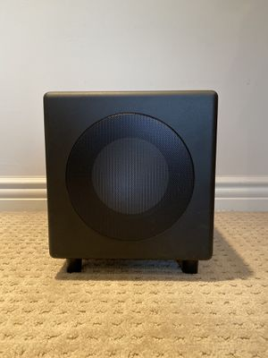 RBH sound MS-8.1 Powered Subwoofer for Sale in Los Angeles, CA