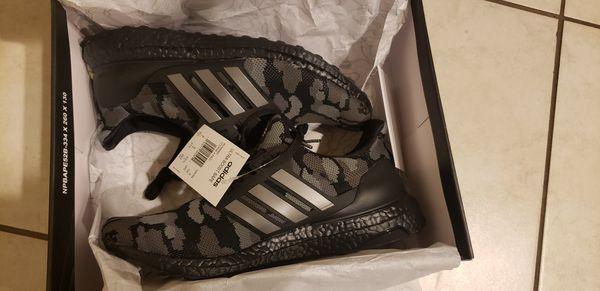 48b4b0750 Adidas Ultra Boost 4.0 Bape Black Camo for Sale in Glendale