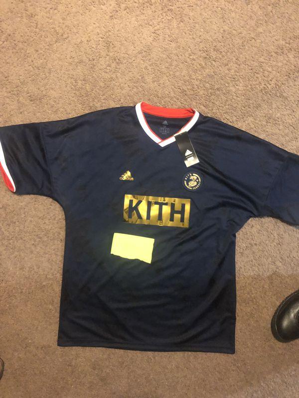 Kith Adidas Jersey