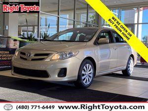 2012 Toyota Corolla for Sale in Scottsdale, AZ