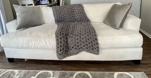 XTRA COMFY - Deep seated Sofa - Moving 2/21 need gone for Sale in Corona, CA