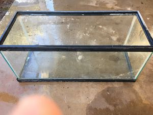 Selling a 55 Gallon Fish Tank for Sale in Phoenix, AZ