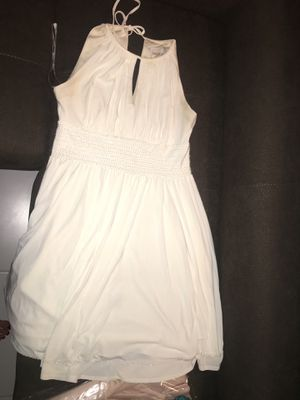 Ivory dress Size 12 for Sale in Hialeah, FL