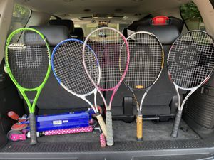Tennis 🎾 rackets 1 for $15 or 2 for $25 for Sale in Fresno, CA