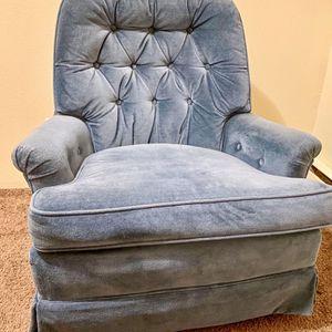Mid Century Modern Vintage Swivel Chair for Sale in Edmonds, WA