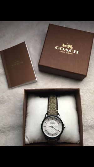 Coach Watch for Sale in Tooele, UT