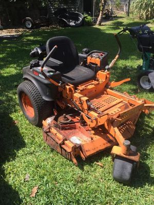 Two rider Lawn mowers $2,500 Each for Sale in West Palm Beach, FL