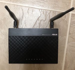Asus Router RT N 12 for Sale in Saint Charles, MO
