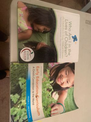Child development books/Fresno city for Sale in Fresno, CA
