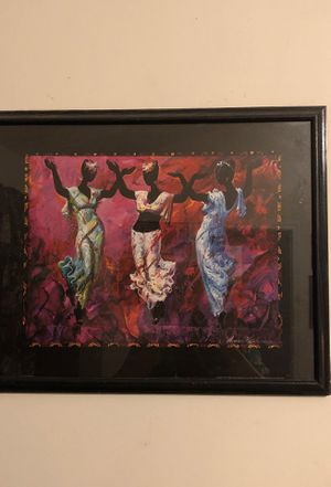 Dancing Ladies picture for Sale in Lawrenceville, GA