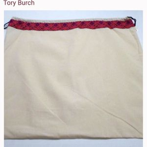 Tory Burch Dust Cover Bag Linen Cotton Drawstring Tote for Sale in San Diego, CA