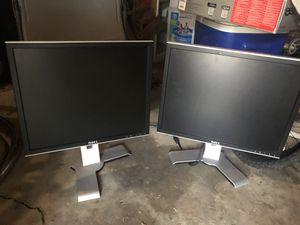 DELL COMPUTER LCD MONITOR for Sale in Fullerton, CA