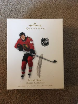 Patrick Kane Christmas ornament for Sale in Oswego, IL