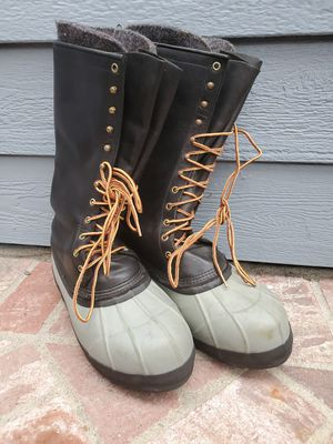 New White's Pac Elk Guide Boots/Size 11/Insulated/Work Boots for Sale in Huntington Beach, CA