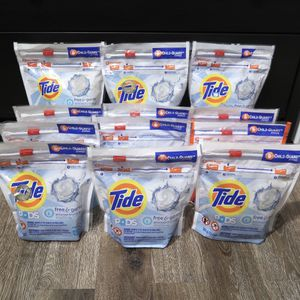 Tide Pods Free&Gentle 16pacs for Sale in La Puente, CA