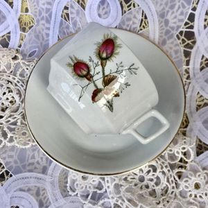Vintage royal ironstone China by Alfred Meakin England teacup set for Sale in Hialeah, FL