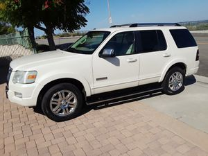 $$$ 08 EXPLORER LIMITED CLEAN TITLE 3 LINE SEAT VERY GOOD CONDITION $3950 OBO $$$ for Sale in Long Beach, CA
