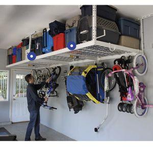 SafeRacks Overhead Garage Storage 4'x8' NEW $429 now $130 each for Sale in San Bernardino, CA