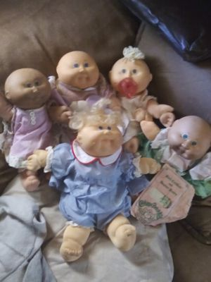 Cabbage Patch Kids 1979, 1982, 1983, and 1990 for Sale, used for sale  Phoenix, AZ