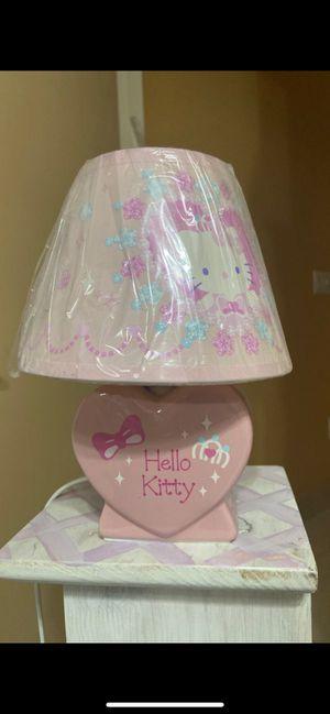 SANRIO HELLO KITTY Table Accent Lamp 🌸 for Sale in Miami, FL