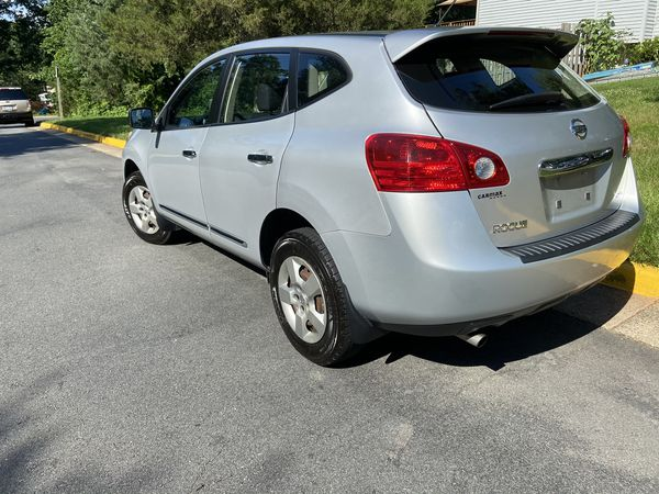 2012 Nissan Rogue good condition