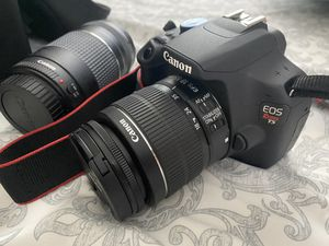 Canon rebel T5 for Sale in Inman, SC