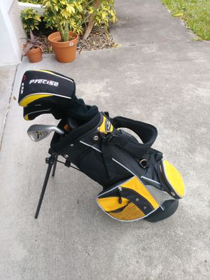 Precise golf clubs jr.set for Sale in Orlando, FL