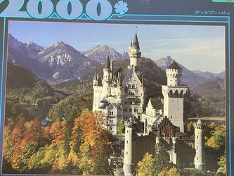 Lot Of 7 Puzzles for Sale in Beaverton,  OR
