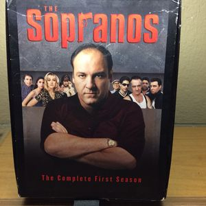 The sopranos complete first season in DVD for Sale in Irwindale, CA