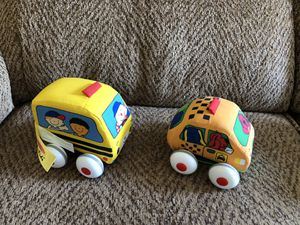 Melissa and Doug pull back n go cars for Sale in St. Peters, MO