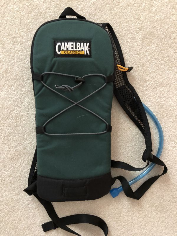 Camelback water backpack