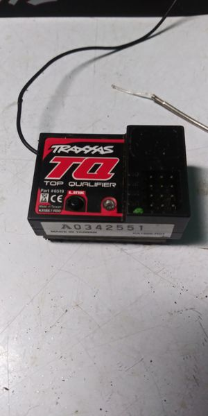 Traxxas control and receiver work perfectly for Sale in Rancho Cucamonga, CA