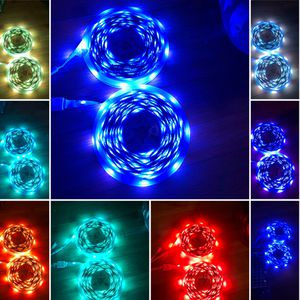 Flexible led strip lights with control remote 32.8 feet long for Sale in Compton, CA