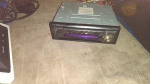 Kenwood car radio for Sale in Evansville, IN