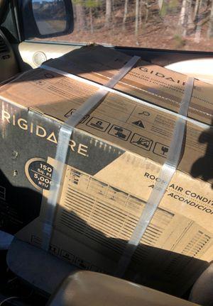 Frigidaire window unit ac new for Sale in Clayton, NC