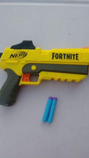 Fortnite nerf gun for Sale in Rancho Santa Margarita, CA
