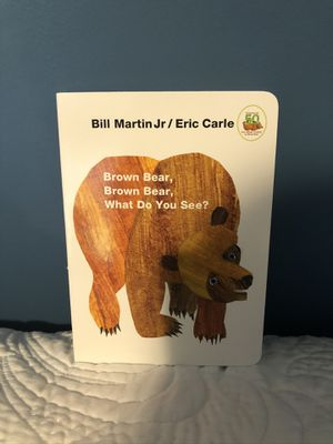 Brown Bear Brown Bear Book (new) for Sale in Raleigh, NC