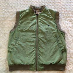 Vintage Burberry Nova Check Vest Jacket for Sale in Largo,  FL