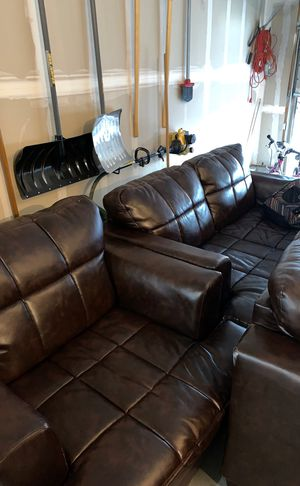 Remarkable New And Used Leather Sofas For Sale In Cheyenne Wy Offerup Pabps2019 Chair Design Images Pabps2019Com