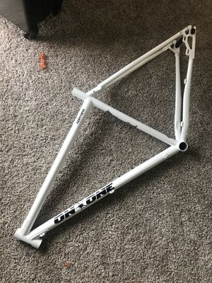 On-One Inbred EN 14766 bike frame for Sale in Portland, OR